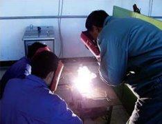 电气焊实践操作2