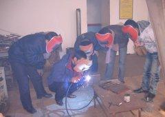 电气焊实践操作3