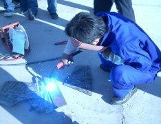 电气焊实践操作4